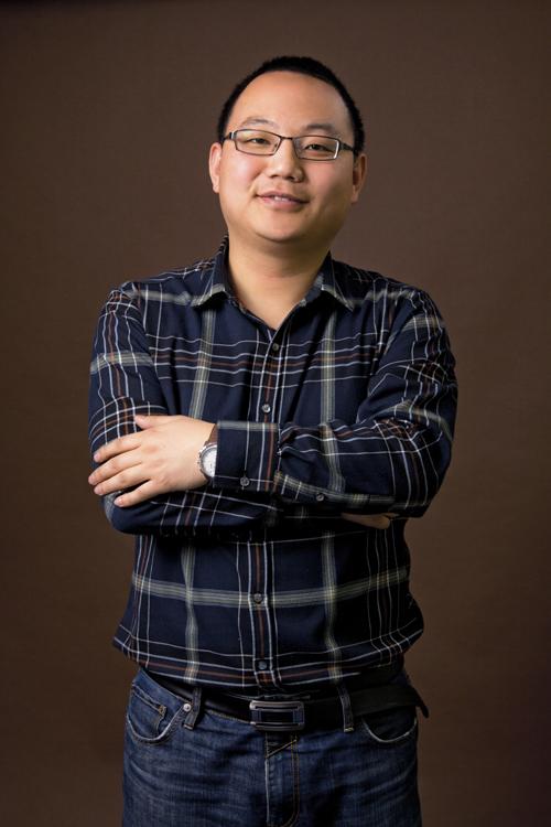 2014中国百强青年设计师-徐洪军
